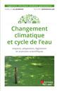 Couverture de l'ouvrage Changement climatique et cycle de l'eau