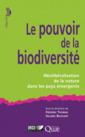 Couverture de l'ouvrage Le pouvoir de la biodiversité
