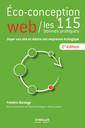 Couverture de l'ouvrage Eco-conception web : les 112 bonnes pratiques (2° Éd.)