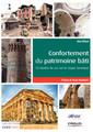 Couverture de l'ouvrage Confortement du patrimoine bâti