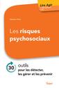 Couverture de l'ouvrage Les risques psychosociaux