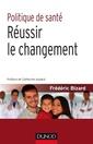 Couverture de l'ouvrage Politique de santé