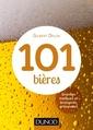 Couverture de l'ouvrage 101 bières - Grandes marques et brasseries artisanales