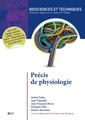 Couverture de l'ouvrage Précis de physiologie
