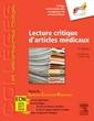 Couverture de l'ouvrage Lecture critique d'articles médicaux