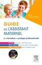 Couverture de l'ouvrage Guide de l'assistant maternel
