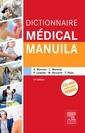 Couverture de l'ouvrage Dictionnaire médical Manuila
