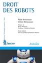 Couverture de l'ouvrage Droit des robots