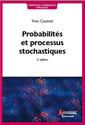 Couverture de l'ouvrage Probabilités et processus stochastiques (2° éd.)