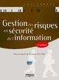 Couverture de l'ouvrage Gestion des risques en sécurité de l'information