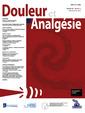 Couverture de l'ouvrage Douleur et Analgésie Vol. 28 N°2 - Juin 2015