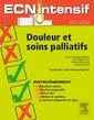 Couverture de l'ouvrage Douleurs et soins palliatifs