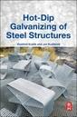 Couverture de l'ouvrage Hot-Dip Galvanizing of Steel Structures