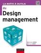 Couverture de l'ouvrage La boite à outils du design management