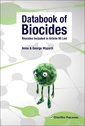 Couverture de l'ouvrage Databook of Biocides