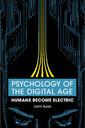Couverture de l'ouvrage Psychology of the Digital Age
