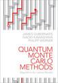 Couverture de l'ouvrage Quantum Monte Carlo Methods