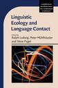 Couverture de l'ouvrage Linguistic Ecology and Language Contact
