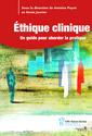 Couverture de l'ouvrage Éthique clinique
