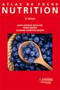 Couverture de l'ouvrage Atlas de poche nutrition (2° Éd.)