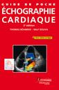 Couverture de l'ouvrage Guide de poche d'échographie cardiaque