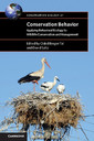 Couverture de l'ouvrage Conservation Behavior