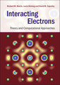 Couverture de l'ouvrage Interacting Electrons