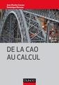 Couverture de l'ouvrage De la CAO au calcul