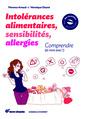 Couverture de l'ouvrage Intoléances alimentaires, sensibilités et allergies