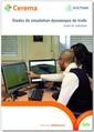 Couverture de l'ouvrage Études de simulation dynamique de trafic