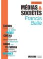 Couverture de l'ouvrage Médias et sociétés