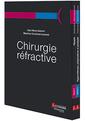 Couverture de l'ouvrage Chirurgie réfractive (coffret 2 volumes)
