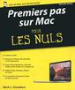 Couverture de l'ouvrage Premiers pas sur Mac Pour les Nuls