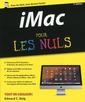 Couverture de l'ouvrage iMac Pour les Nuls