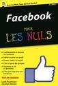 Couverture de l'ouvrage Facebook 3eme edition poche pour les nuls