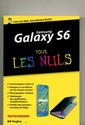 Couverture de l'ouvrage Samsung Galaxy S6 pour les Nuls - Poche