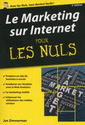 Couverture de l'ouvrage Marketing sur internet 3ed poche pour les nuls