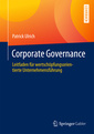 Couverture de l'ouvrage Corporate Governance