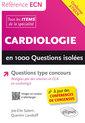 Couverture de l'ouvrage Cardiologie