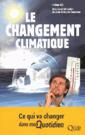 Couverture de l'ouvrage Le changement climatique