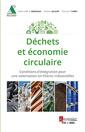 Couverture de l'ouvrage Déchets et économie circulaire