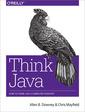 Couverture de l'ouvrage Think Java