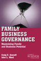 Couverture de l'ouvrage Family Business Governance