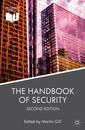 Couverture de l'ouvrage The Handbook of Security