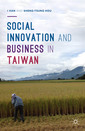 Couverture de l'ouvrage Social Innovation and Business in Taiwan