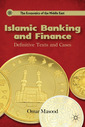 Couverture de l'ouvrage Islamic Banking and Finance