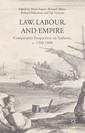Couverture de l'ouvrage Law, Labour, and Empire