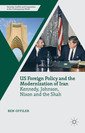 Couverture de l'ouvrage US Foreign Policy and the Modernization of Iran