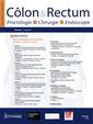 Couverture de l'ouvrage Côlon & Rectum. Volume 10 N° 1/2016, avec supplément 1