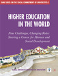 Couverture de l'ouvrage Higher Education in the World 3